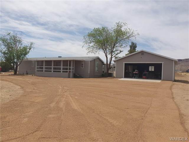4165 N Shadow Road, Kingman, AZ 86409 (MLS #980397) :: The Lander Team