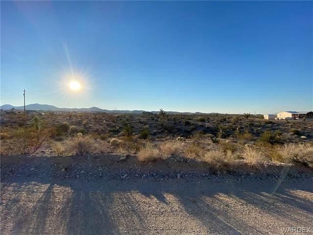 27025 N Driftwood Drive, Meadview, AZ 86444 (MLS #980403) :: The Lander Team