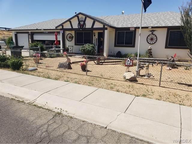 3215 N Central Street, Kingman, AZ 86401 (MLS #980416) :: AZ Properties Team | RE/MAX Preferred Professionals
