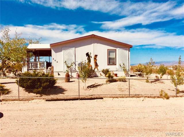 295 E Stanton Drive, Meadview, AZ 86444 (MLS #980428) :: The Lander Team