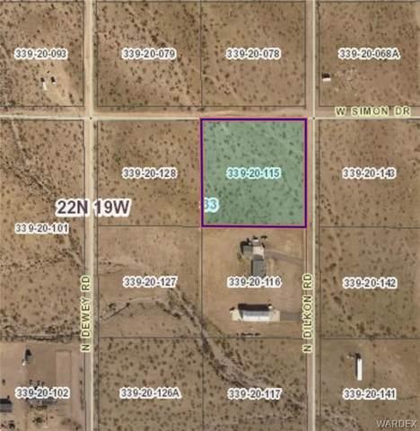 LOT 1 N Dilkon Drive, Golden Valley, AZ 86413 (MLS #980444) :: AZ Properties Team | RE/MAX Preferred Professionals