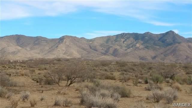 3 Lots N Aruwimi Drive, Chloride, AZ 86431 (MLS #980466) :: The Lander Team