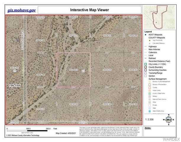 000 Peoria Trail, Golden Valley, AZ 86413 (MLS #980485) :: AZ Properties Team | RE/MAX Preferred Professionals