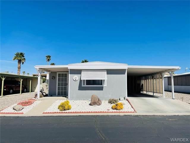 2960 Silver Creek #58, Bullhead, AZ 86442 (MLS #980490) :: AZ Properties Team | RE/MAX Preferred Professionals