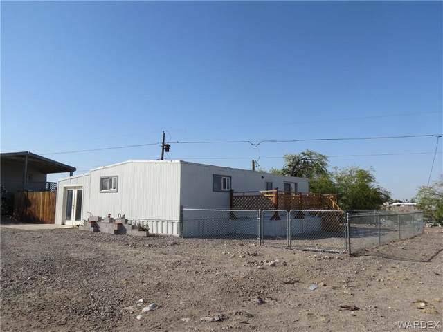 1497 Orilla Lane, Bullhead, AZ 86442 (MLS #980501) :: The Lander Team