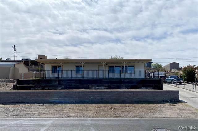 1090 Baseline Road, Bullhead, AZ 86442 (MLS #980504) :: The Lander Team