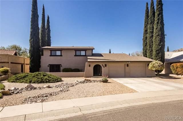 440 Greenway Drive, Kingman, AZ 86401 (MLS #980518) :: The Lander Team