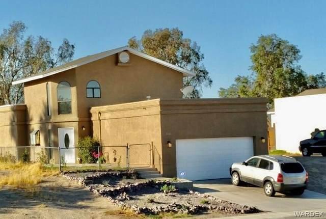 1160 Chaparral Drive, Bullhead, AZ 86442 (MLS #980592) :: The Lander Team