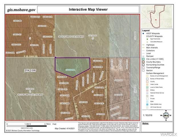 0 El Paso Rd, Kingman, AZ 86401 (MLS #980606) :: AZ Properties Team | RE/MAX Preferred Professionals