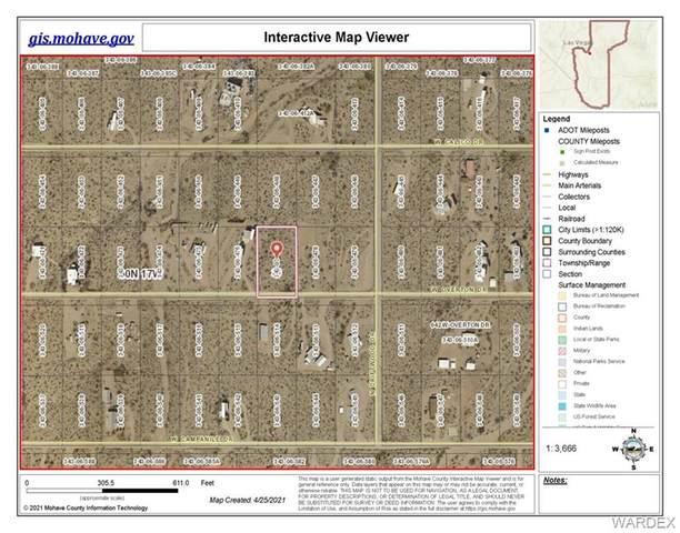 869 W Overton Drive, Meadview, AZ 86444 (MLS #980626) :: AZ Properties Team | RE/MAX Preferred Professionals