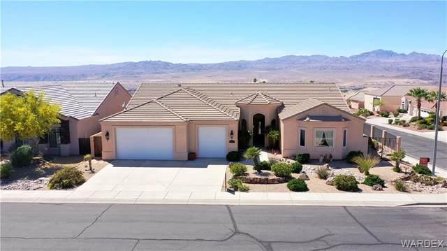 1135 Desert Bloom Circle, Bullhead, AZ 86429 (MLS #980629) :: The Lander Team