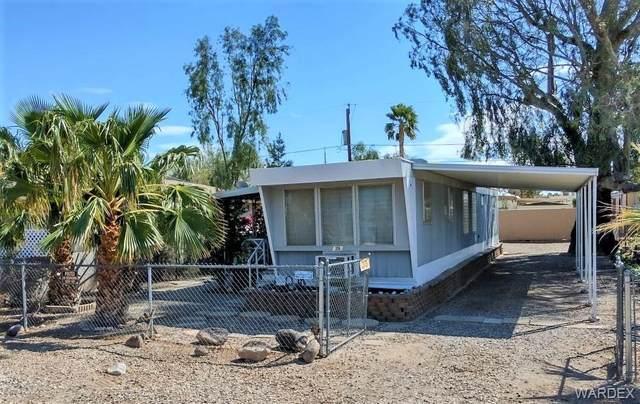 314 Meander Drive, Bullhead, AZ 86442 (MLS #980644) :: The Lander Team