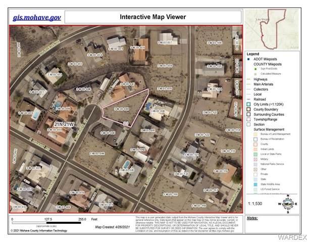 3404 Sundrops Court, Bullhead, AZ 86429 (MLS #980646) :: The Lander Team