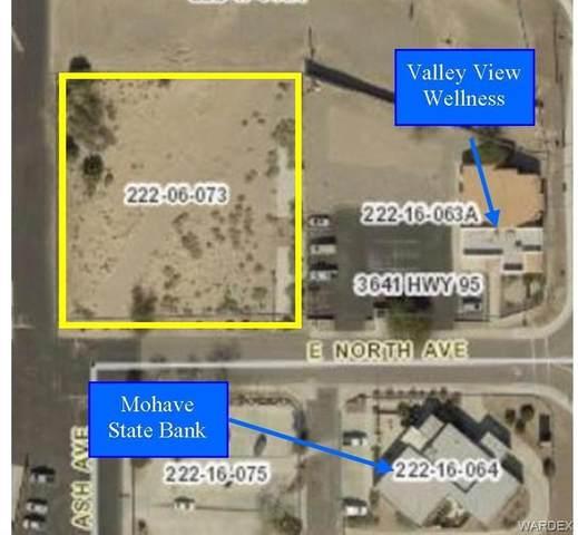 0000 E North Avenue, Bullhead, AZ 86442 (MLS #980650) :: The Lander Team