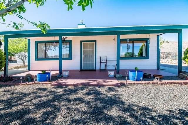 6225 W Silver Hill Drive, Chloride, AZ 86431 (MLS #980690) :: AZ Properties Team | RE/MAX Preferred Professionals