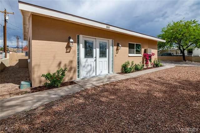 380 Moser Avenue, Bullhead, AZ 86429 (MLS #980694) :: The Lander Team