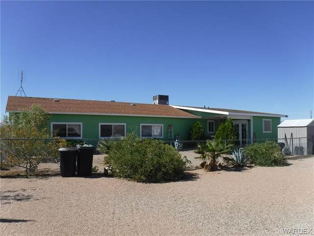 90 E Silver Creek Cove, Meadview, AZ 86444 (MLS #980695) :: The Lander Team