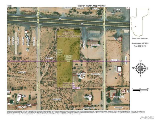 TDB Hwy 68, Golden Valley, AZ 86413 (MLS #980709) :: AZ Properties Team | RE/MAX Preferred Professionals