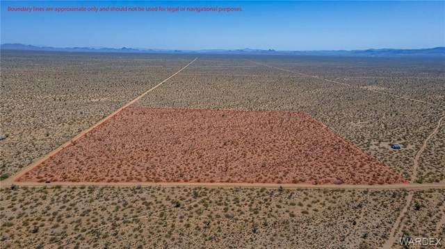 TBD E Creosote Drive, Yucca, AZ 86438 (MLS #980736) :: AZ Properties Team | RE/MAX Preferred Professionals