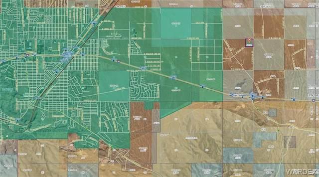 TBD Airway Ave, Kingman, AZ 86401 (MLS #980761) :: AZ Properties Team | RE/MAX Preferred Professionals