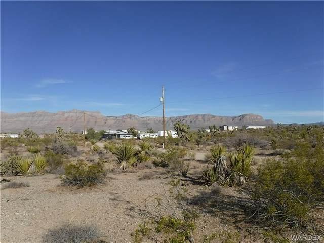 455 W Middle Point Drive, Meadview, AZ 86444 (MLS #980762) :: The Lander Team