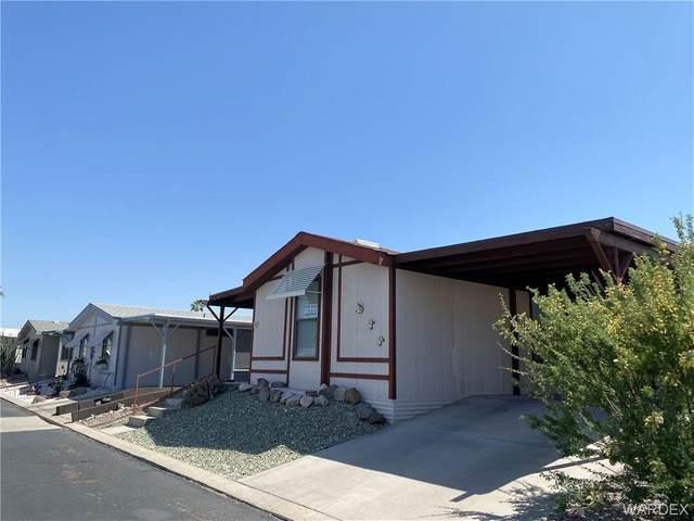 2960 Silver Creek Rd.No. 55, Bullhead, AZ 86442 (MLS #980779) :: AZ Properties Team   RE/MAX Preferred Professionals
