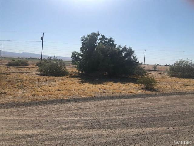 10206 S Townsend Circle, Mohave Valley, AZ 86440 (MLS #980802) :: The Lander Team