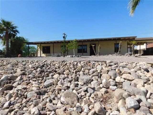 2763 Avenida Colibri, Bullhead, AZ 86442 (MLS #980844) :: The Lander Team