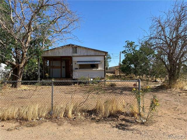 3143 E Devlin Avenue, Kingman, AZ 86409 (MLS #980851) :: The Lander Team