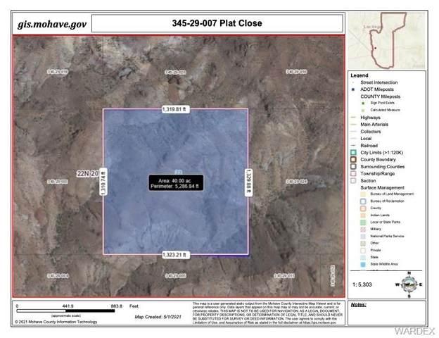 0000 None, Bullhead, AZ 86429 (MLS #980865) :: AZ Properties Team | RE/MAX Preferred Professionals