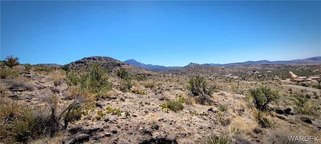 Parcel 6A Indian Pony Drive, Kingman, AZ 86401 (MLS #980870) :: AZ Properties Team | RE/MAX Preferred Professionals