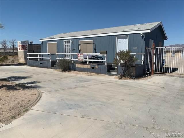 5163 S Highway 95, Fort Mohave, AZ 86426 (MLS #980890) :: The Lander Team