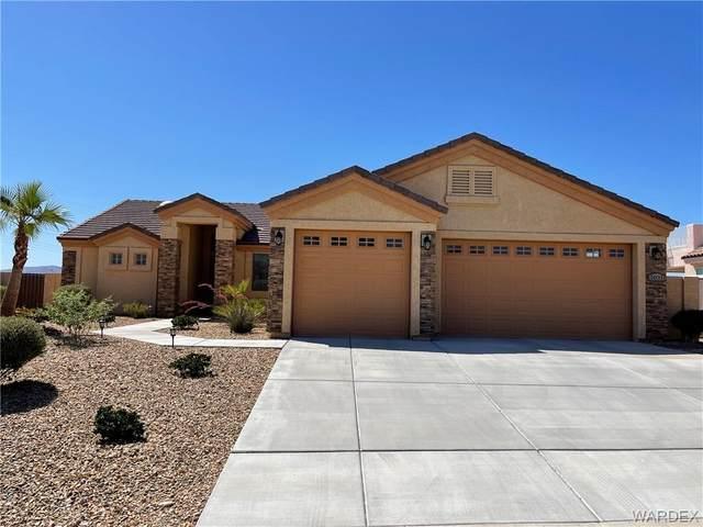 1031 Legacy Drive, Bullhead, AZ 86429 (MLS #980899) :: The Lander Team