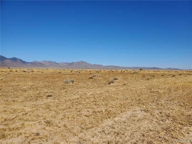 20 acres Cherry Lane, Kingman, AZ 86409 (MLS #980905) :: The Lander Team