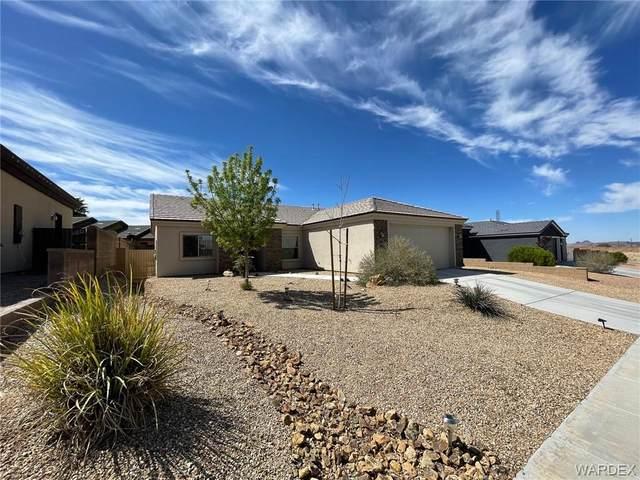 3276 Duvall Avenue, Kingman, AZ 86401 (MLS #980911) :: AZ Properties Team   RE/MAX Preferred Professionals