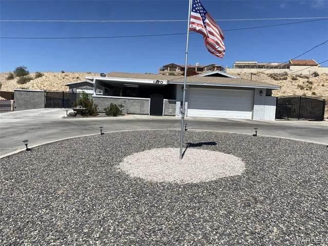 1270 Arcadia Boulevard, Bullhead, AZ 86442 (MLS #980912) :: The Lander Team