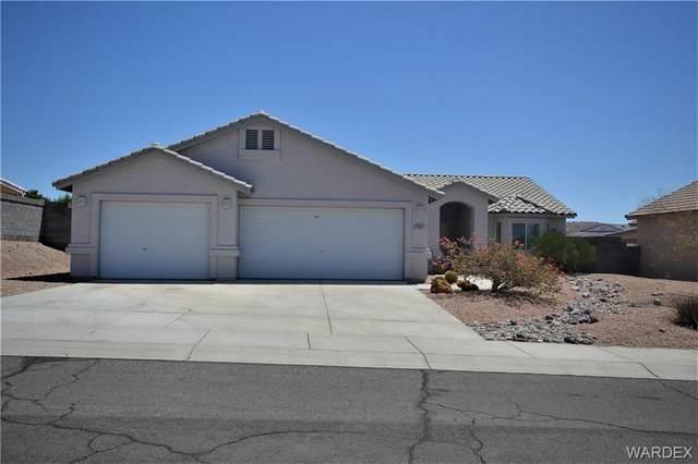 2942 Los Pueblos Drive, Bullhead, AZ 86429 (MLS #980938) :: The Lander Team