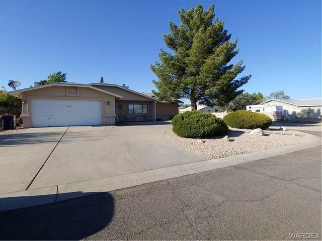 3865 E Lass Avenue, Kingman, AZ 86409 (MLS #980939) :: The Lander Team