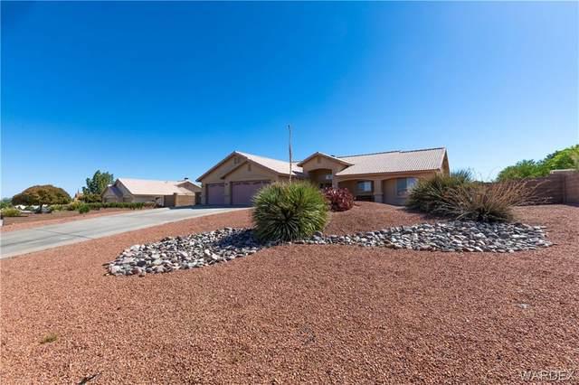2790 Mountain Trail Road, Kingman, AZ 86401 (MLS #980945) :: AZ Properties Team   RE/MAX Preferred Professionals