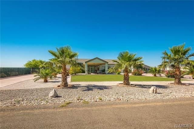5870 S Tableau Drive, Fort Mohave, AZ 86426 (MLS #980959) :: The Lander Team