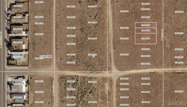 000 Swing Street, Kingman, AZ 86409 (MLS #980960) :: The Lander Team