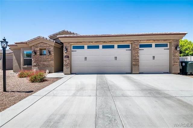 3821 Laguna Lane, Kingman, AZ 86409 (MLS #980961) :: AZ Properties Team | RE/MAX Preferred Professionals
