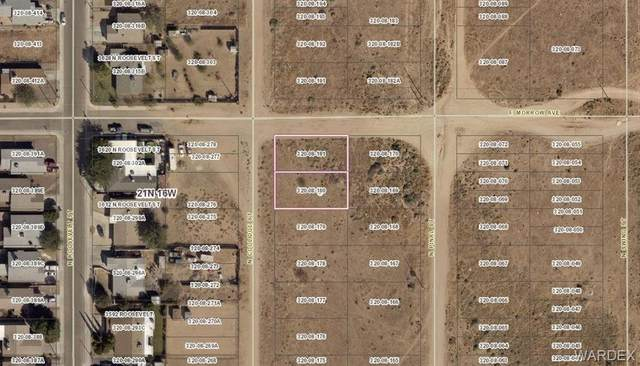 00 W Coolidge St Street, Kingman, AZ 86409 (MLS #980964) :: The Lander Team