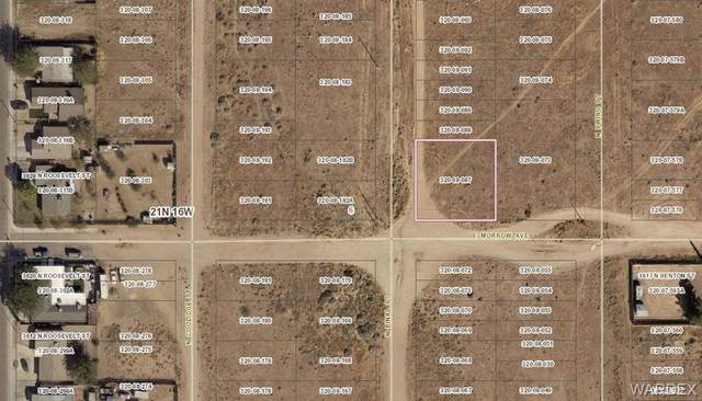 00 Morrow Ave, Kingman, AZ 86409 (MLS #980968) :: The Lander Team