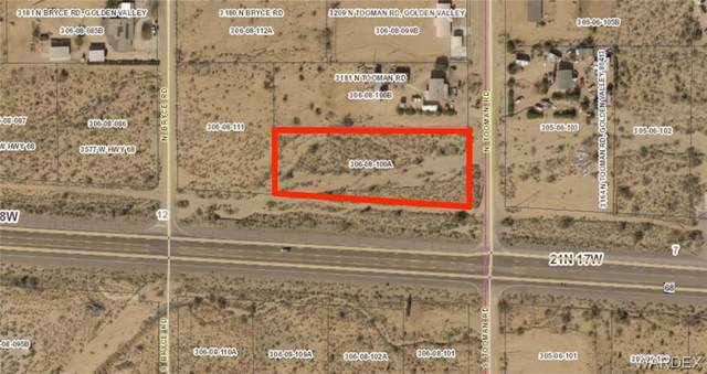 0000 Hwy 68, Golden Valley, AZ 86413 (MLS #981008) :: The Lander Team