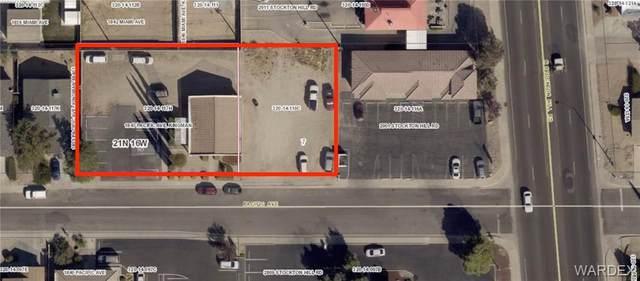1847 Pacific Avenue, Kingman, AZ 86401 (MLS #981015) :: The Lander Team