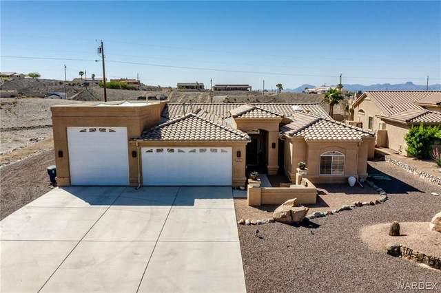 1231 Kibbey Drive, Lake Havasu, AZ 86404 (MLS #981028) :: AZ Properties Team | RE/MAX Preferred Professionals