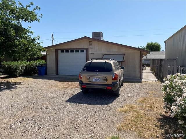 7858 S Mallard Street, Mohave Valley, AZ 86440 (MLS #981035) :: The Lander Team