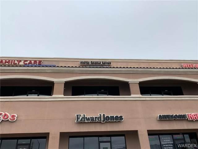 2580 Highway 95 #204, Bullhead, AZ 86442 (MLS #981039) :: AZ Properties Team   RE/MAX Preferred Professionals