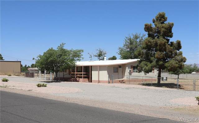 4330 N Van Nuys Road, Kingman, AZ 86409 (MLS #981045) :: The Lander Team